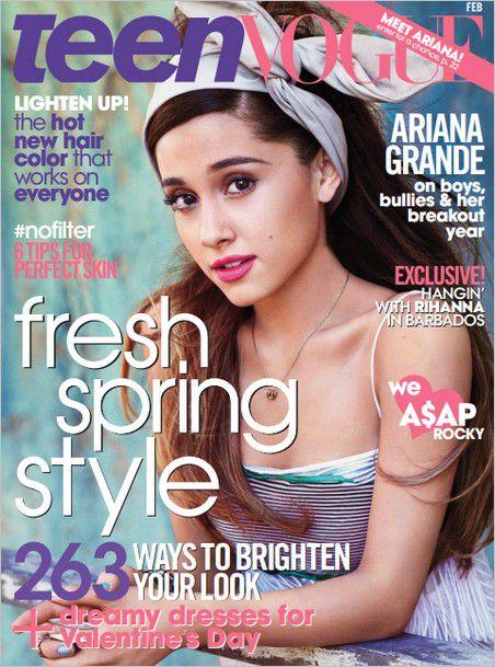 Teen Vogue - February 2014