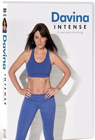 Davina McCall - Intense Workout DVD