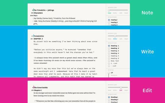 IA Writer Pro v1.0 Mac OS X