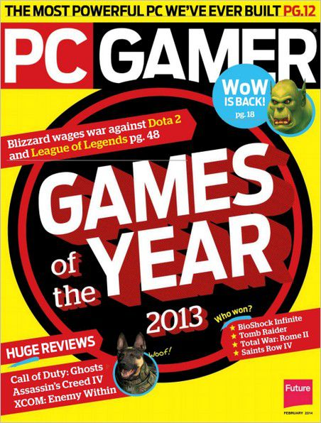 Pc Gamer USA - February 2014