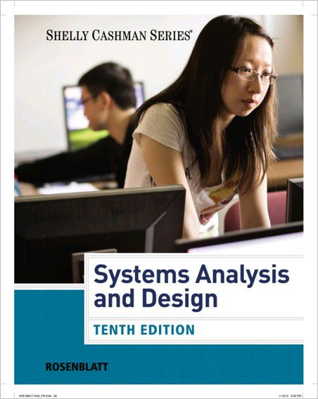 Systems Analysis and Design, 10 edition