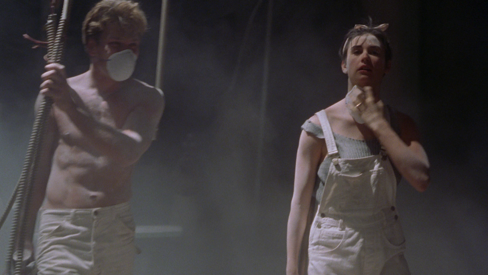 Привидение / Ghost (1990/BDRemux) 1080р
