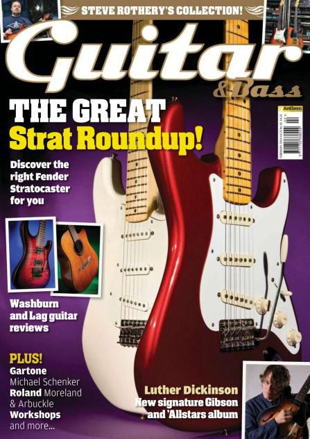 Guitar and Bass - February 2014 (UK)