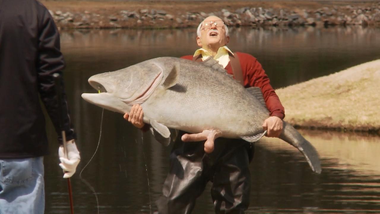 все а рыбак чудаков