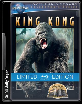 Кинг Конг / King Kong (2005) BDRip-AVC от R. G. Jolly Roger | D | Театральная версия