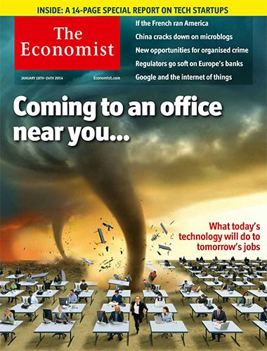 The Economist - 18 January 2014