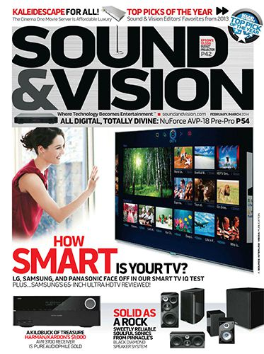 Sound & Vision - February - March 2014 (True PDF)