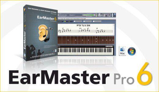 EarMaster Pro 6.1 Build 620PW