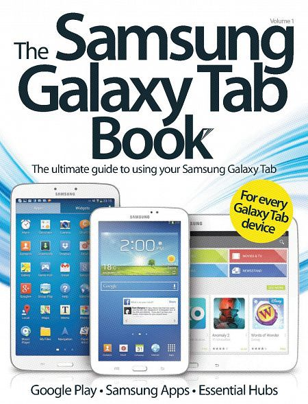 The Samsung Galaxy Tab Book Volume 1, 2014 (True PDF)