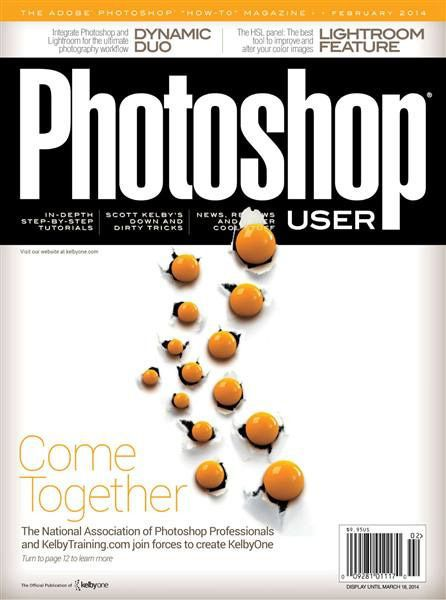 Photoshop User - February 2014 (True PDF)