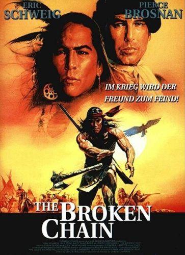 ����������� ���� / The Broken Chain (1993) DVDRip | VO