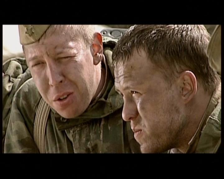 Под ливнем пуль (1-4 серии из 4)  2006 DVD-9