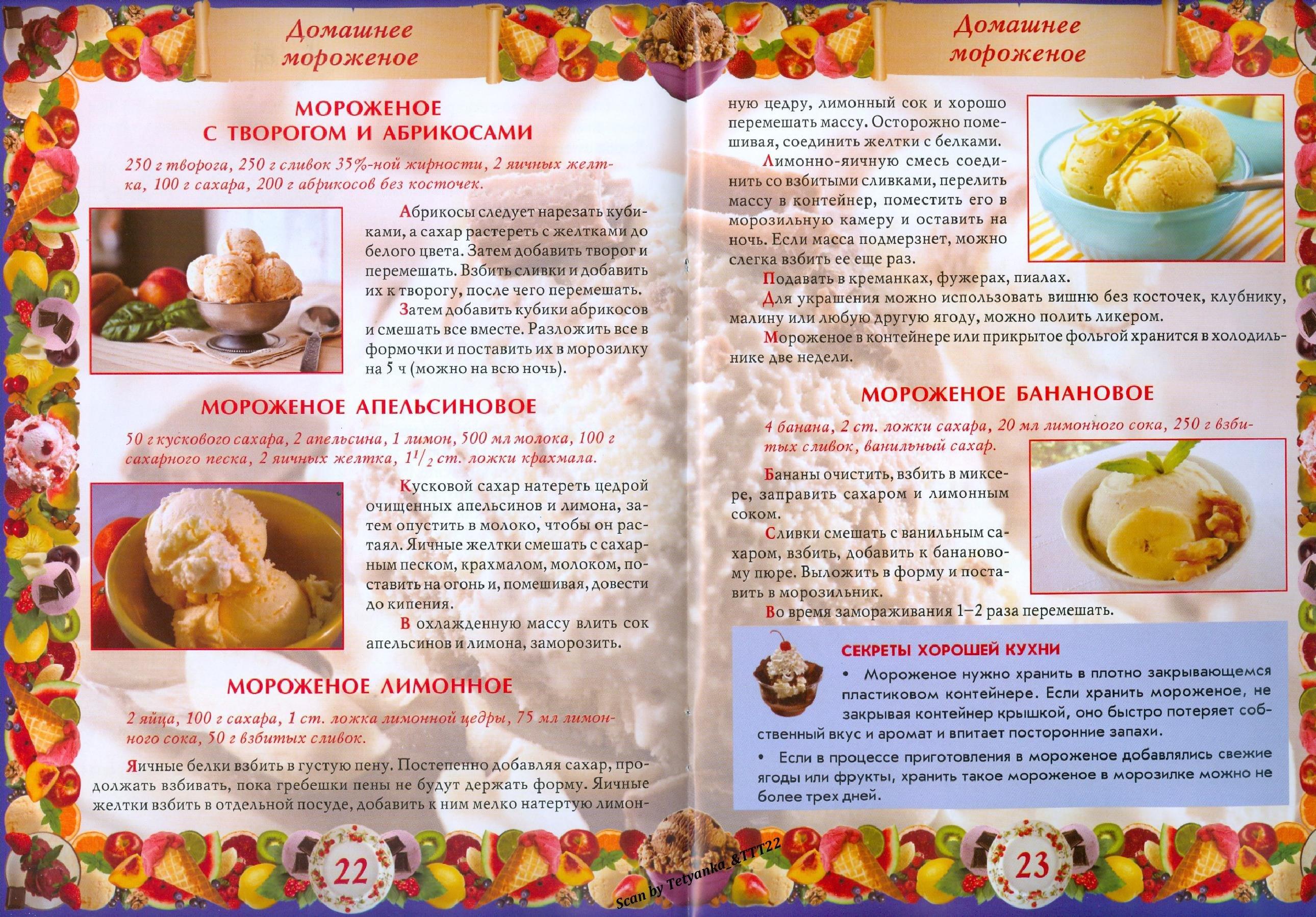 Светлана Мирошниченко (сост.) - Домашнее мороженое, холодные десерты (2014) PDF