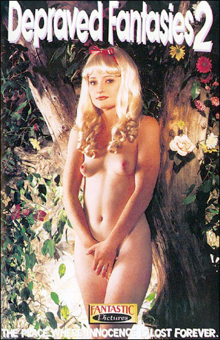 Развращенные фантазии 2 / Depraved Fantasies 2 (1994) DVDRip