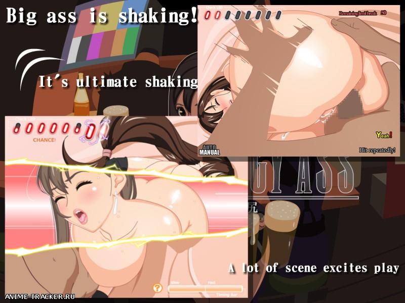 Tifa's Shaking Ass [2014] [Uncen] [ADV,Animation,Flash] [ENG] H-Game