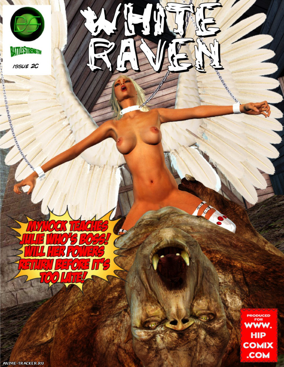 BattleStrength SiteRip [Uncen] [3DCG] [ENG] Porno Comics
