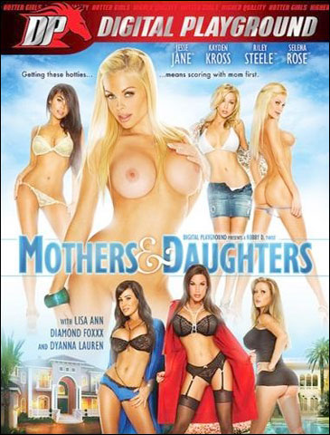 Digital Playground - Мамы и дочки / Mothers & Daughters (2012) DVDRip |