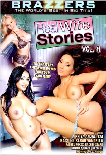 Brazzers - Реальные истории жён 11 / Real Wife Stories 11 (2012) DVDRip |
