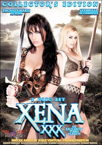 Зена королева воинов. XXX пародия / Xena XXX: An Exquisite Films Parody (2012) DVDRip