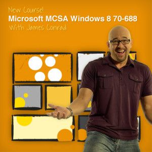 [CBT Nuggets] Microsoft MCSA Windows 8 70-688 [2013, ENG]