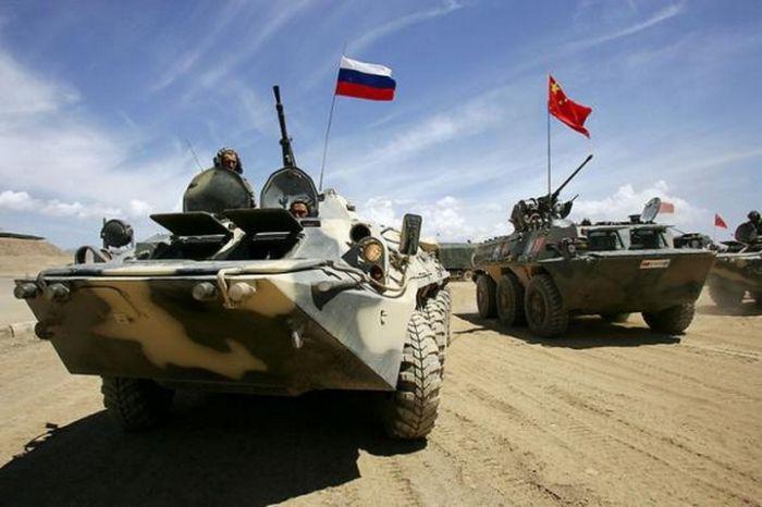 Российско-китайский альянс