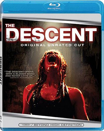 Спуск / Зловещая темнота / The Descent (2005) BDRip / 1.45 GB
