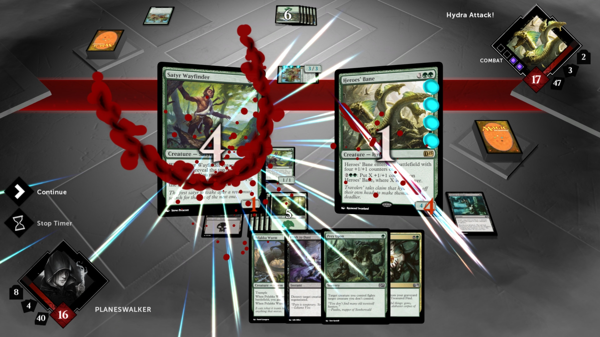 Скриншот Magic 2015: Duels of the Planeswalkers №2