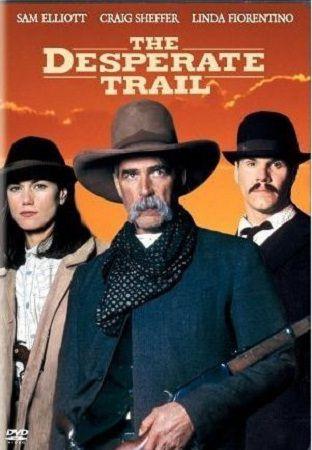 Отчаянное преследование / Тропой отчаяния / The Desperate Trail (1995) DVDRip / 1,36GB