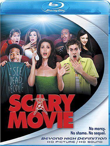 Очень страшное кино / Scary Movie (Кинен Айвори Уайанс / Keenen Ivory Wayans) [2000, США, Чёрная комедия, HDRip] AVO (Кураж-Бамбей [по заказу Paramount Comedy])
