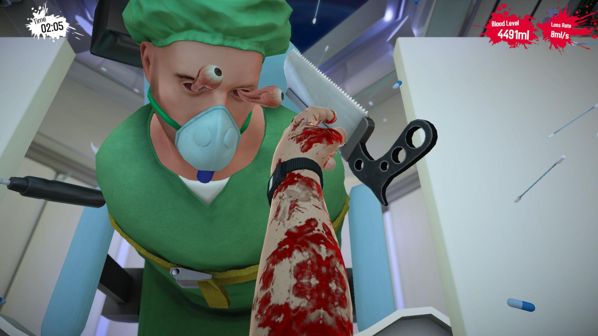Surgeon Simulator: Anniversary Edition (2014/PC/�������) | Repack �� xGhost