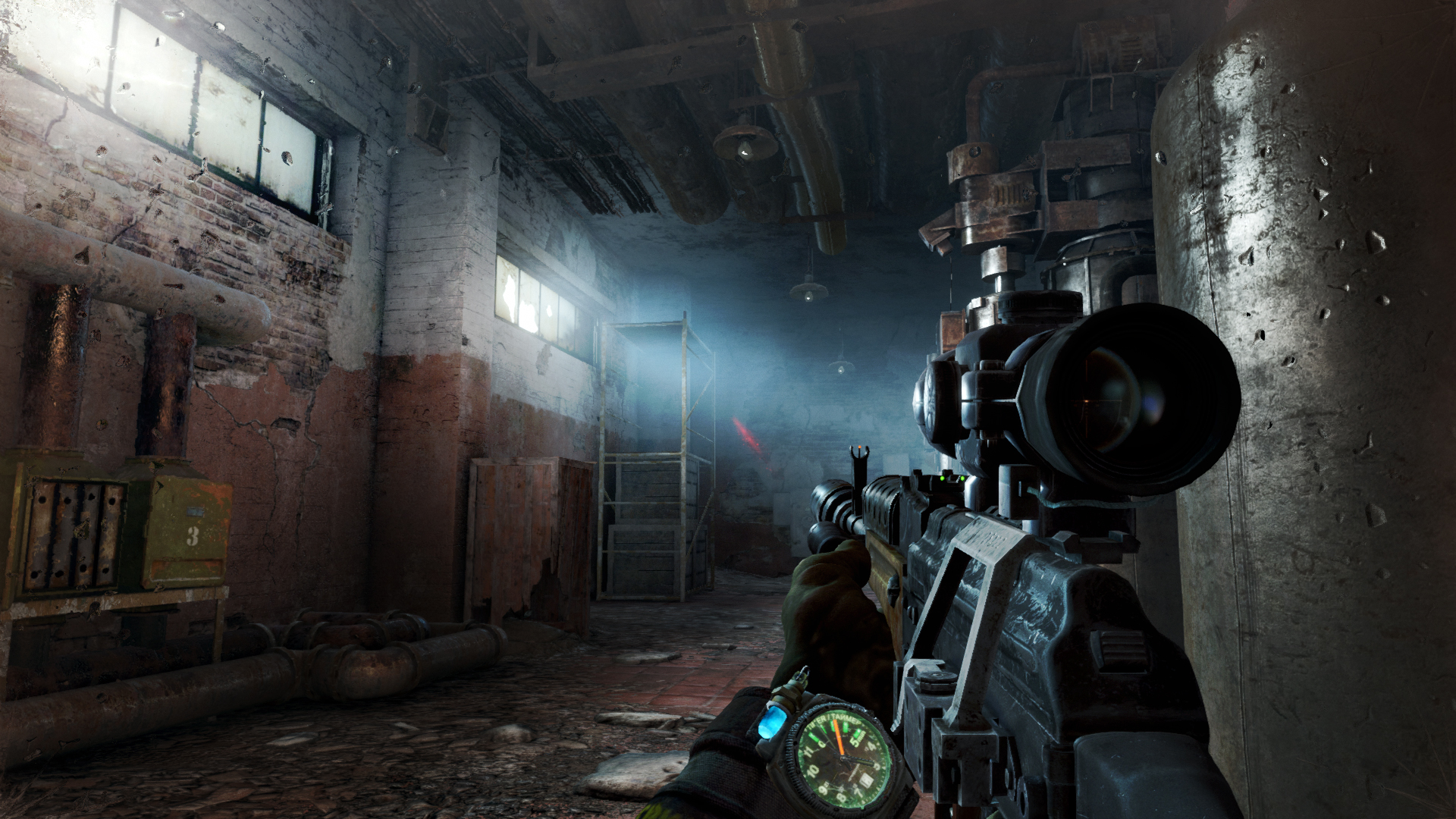 Metro Redux Bundle (2014) [Ru/Multi] (1.0.0.3/u5) Repack R.G. Games