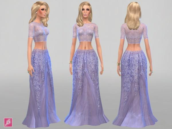 Lilac Glitter Maxi Skirt (New Mesh).jpg