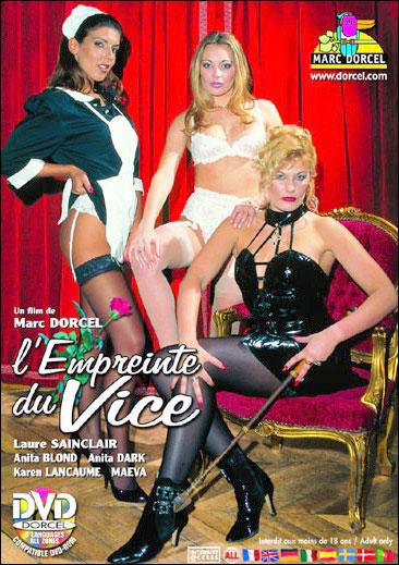 Marc Dorcel - Отпечаток разврата: Маскарад / L'Empreinte du Vice: Masquerade (1998) DVD9 | Rus