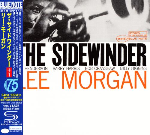 (Hard Bop) [CD] Lee Morgan - The Sidewinder (1963) - 2013 {Japan SHM-CD Blue Note 24-192 Remaster}, FLAC (tracks+.cue), lossless