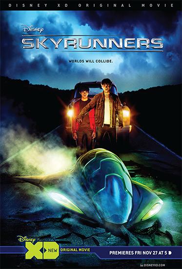 ���������� �� ���� / Skyrunners (2006) Web-DLRip | DUB + Original