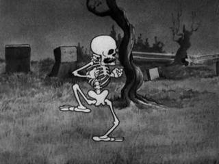 Пляска скелетов / The Skeleton Dance (1929) DVDRip