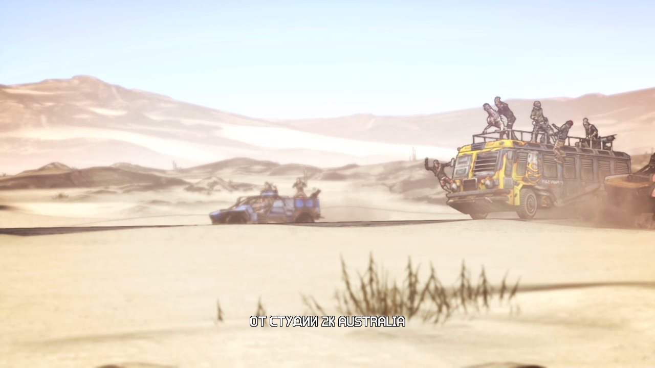 Borderlands: The Pre-Sequel! [XBOX 360] [RUS] (2014) [GOD][REPACK]