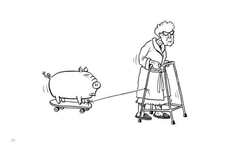 Бессовестные свинки 24