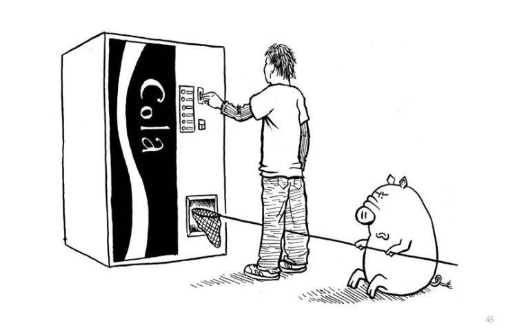 Бессовестные свинки 16