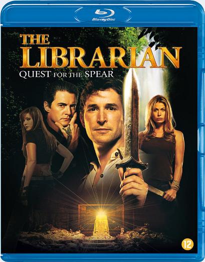 Библиотекарь: Трилогия / The Librarian: Trilogy (2004-2008) BDRip 720p