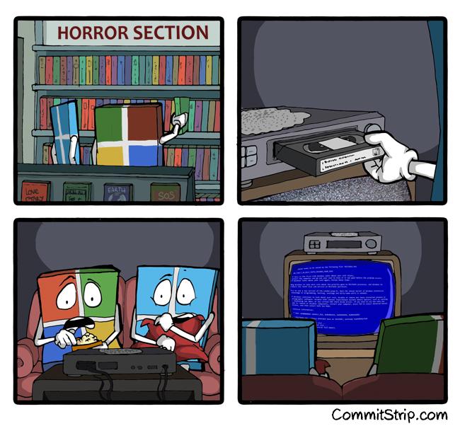 Фильм ужасов 1