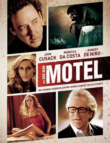 Мотель / The Bag Man (Дэвид Гровик / David Grovic) [2014, США, Багамы, триллер, криминал, HDRip] DVO (den904 & DeadSno)