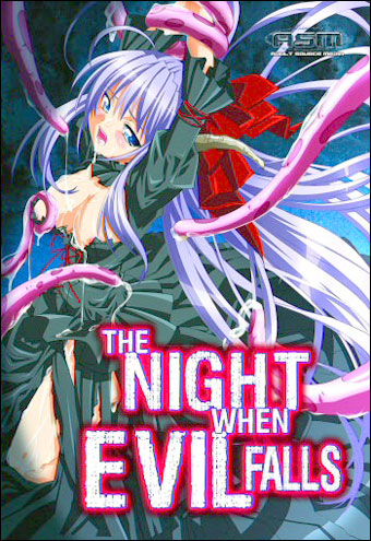 Постер:Ночь демонов / Ma ga ochiru yoru / The Night When Evil Falls [1-3 of 3] (2006) DVDRip