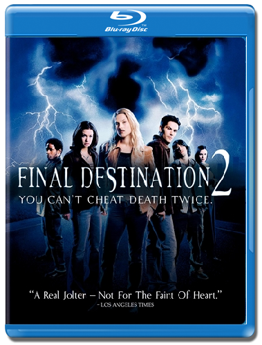 ����� ����������: ��������� / Final Destination: The Collection (2000-2011) BDRip 720p