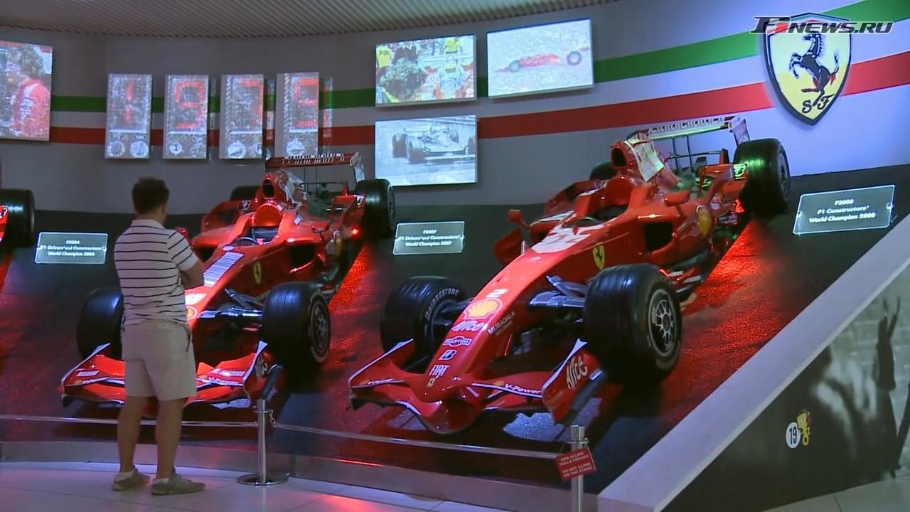 Формула 1: Inside Grand Prix 2014 (1-19 выпуски) (2014) WEBRip 720p