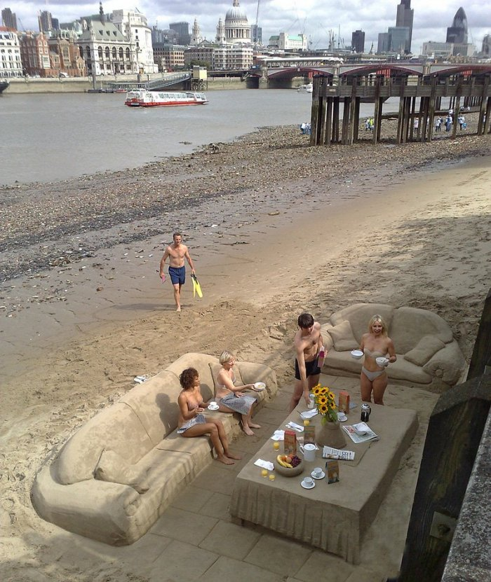 Пляжная мебель 1