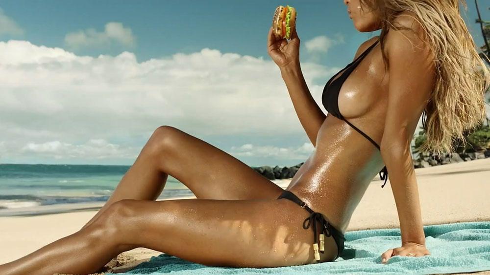 Правильная реклама бургеров 1