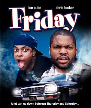 Пятница / Friday (1995) BDRip 720p [Director's Cut]