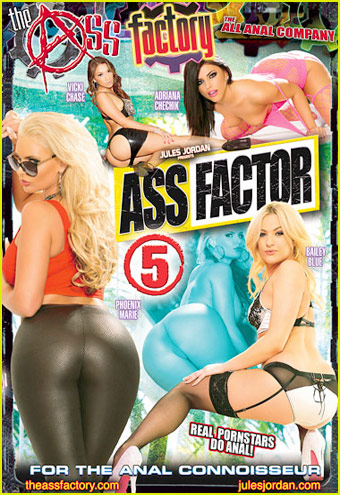 ������ ������� 5 / Ass Factor 5 (2013) WEB-DL 1080p