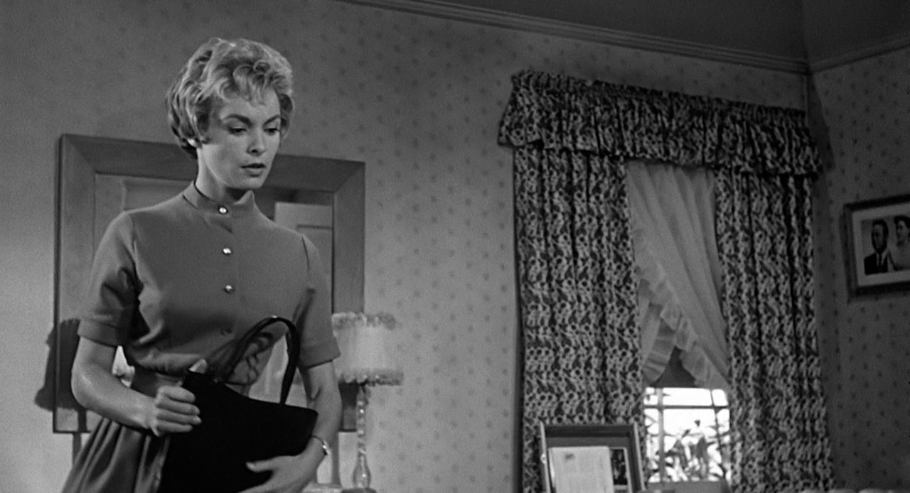 Психо / Psycho (1960) BDRip 720p | 50th Anniversary Edition